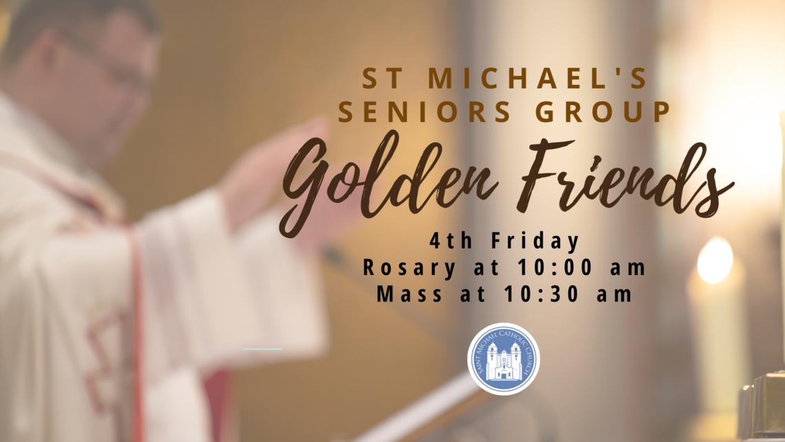 Golden Friends 4th Friday