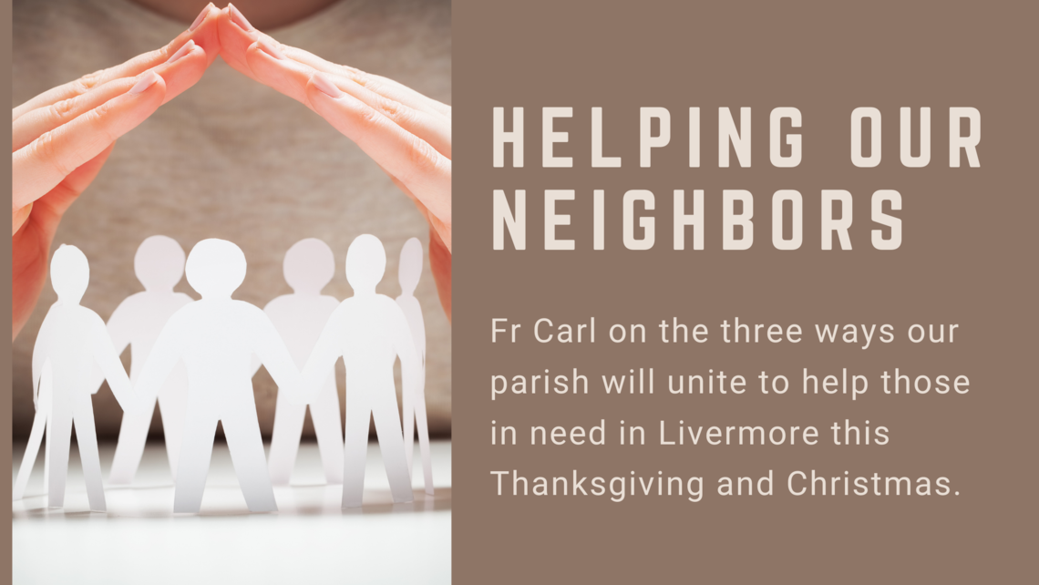 Helping Our Neighbors