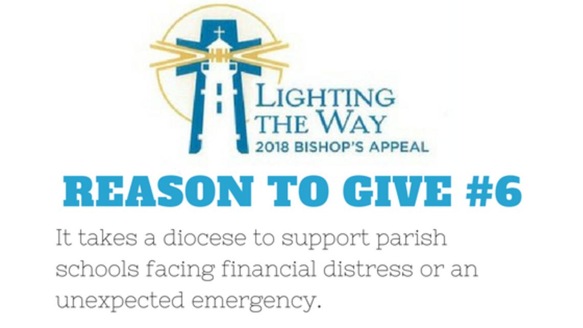 Bishop's Appeal 6