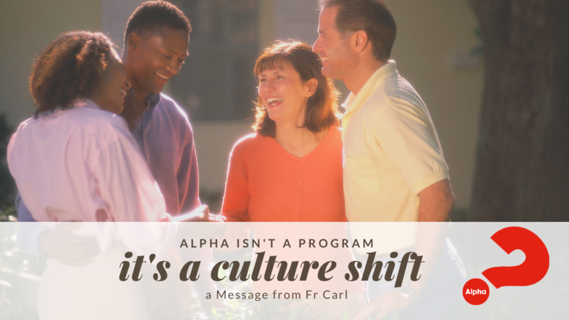 Its A Culture Shift