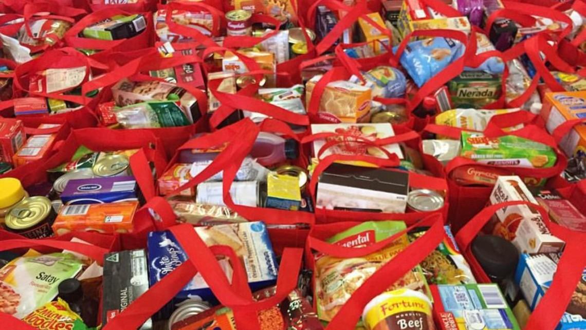 Kofc Food Baskets