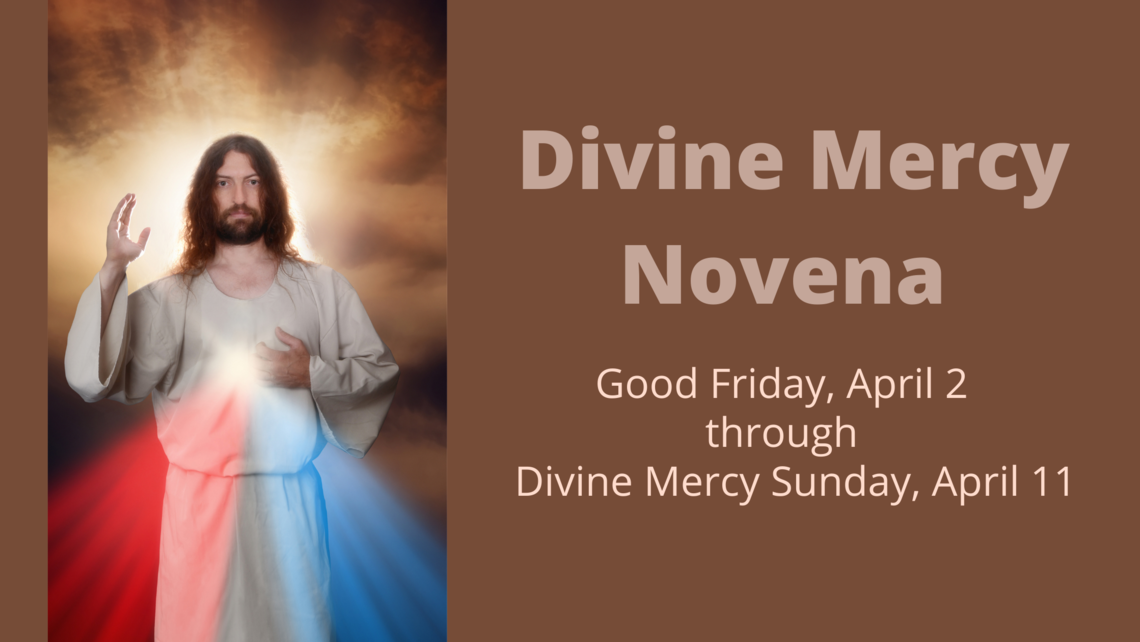 Novena Of Divine Mercy