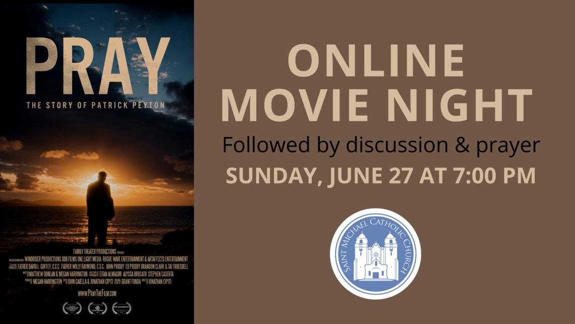 Online Movie Night