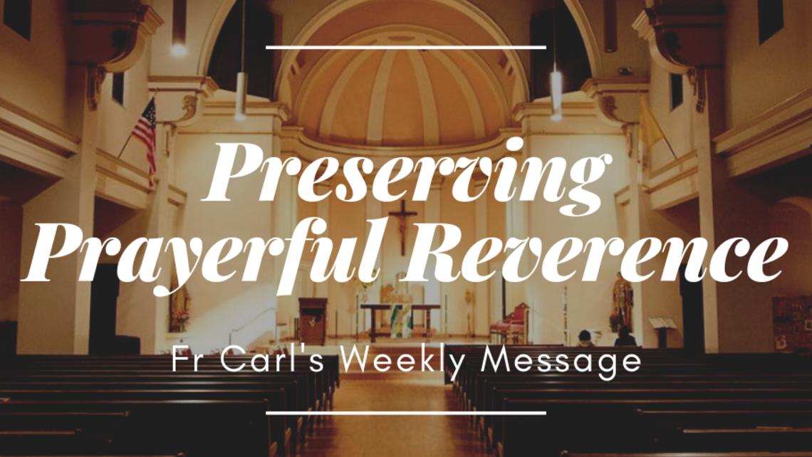 Preserving Prayerful Reverence   Twitter