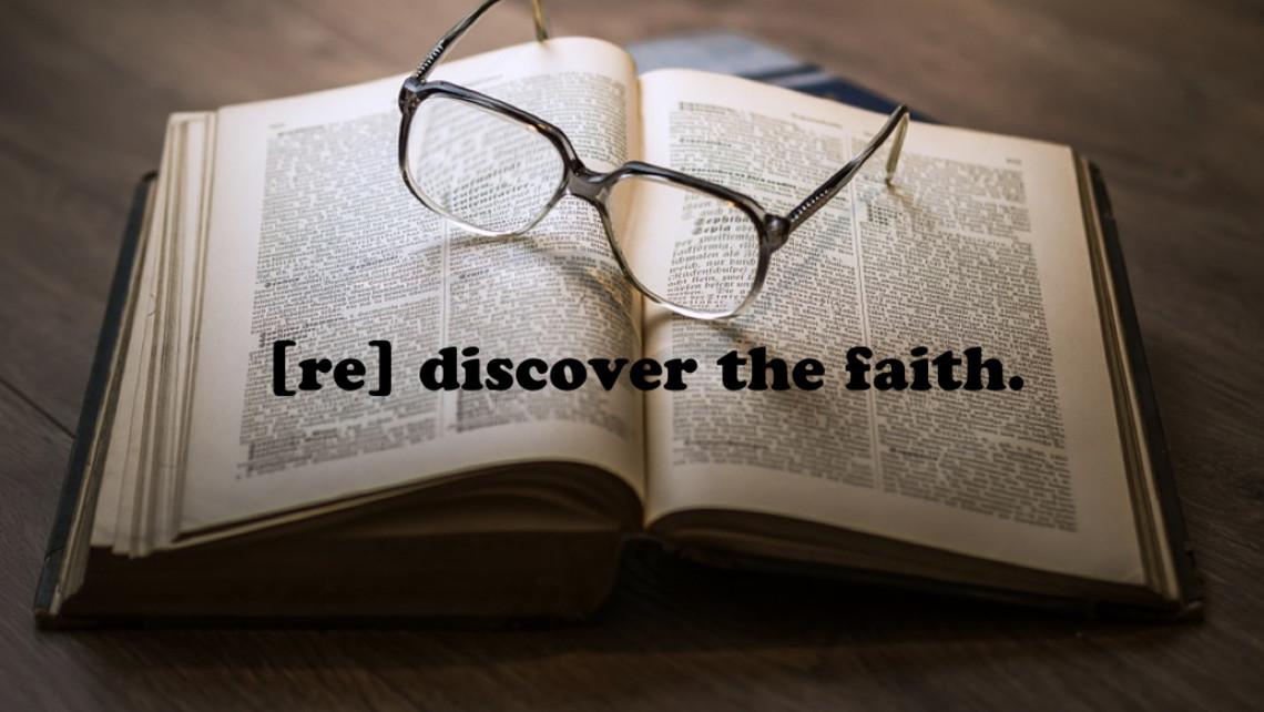 Rediscover The Faith.001