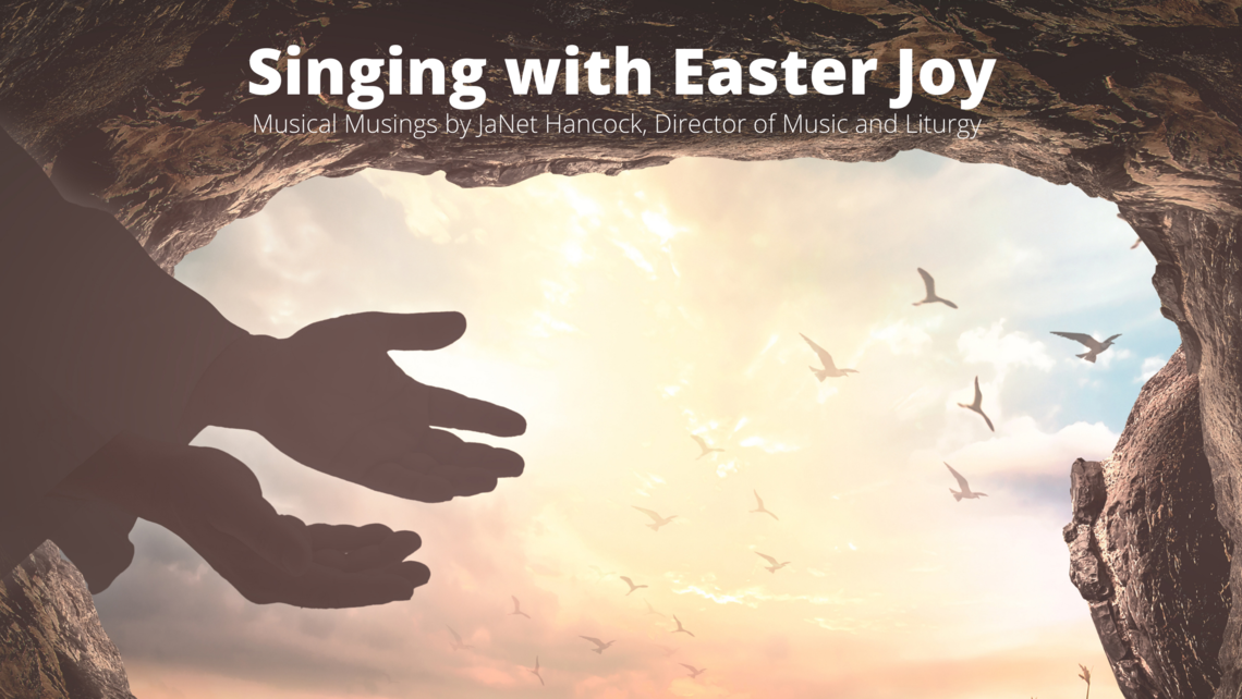 Singing With Easter Joy