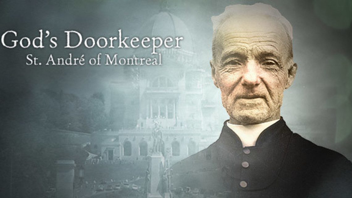 St. Brother Andre Bessette The Doorkeeper