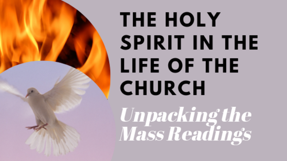 The Holy Spirit In The Life Of The Church Flocknote