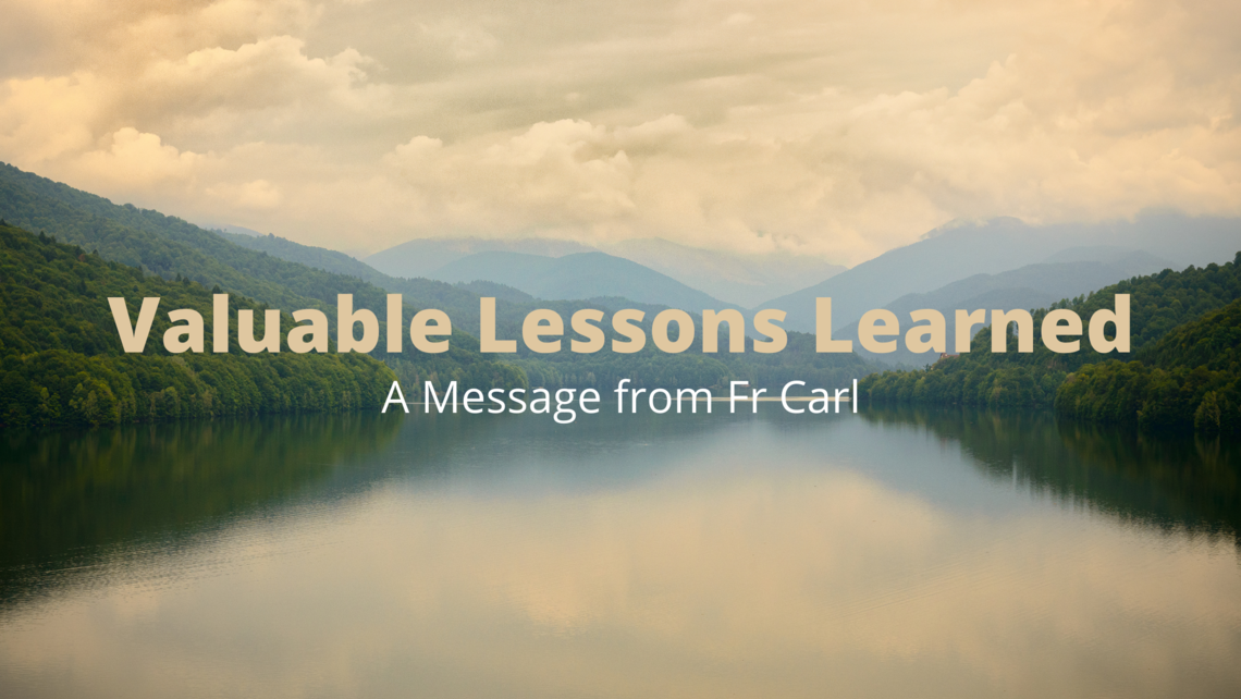 Valuable Lessons Learned - English