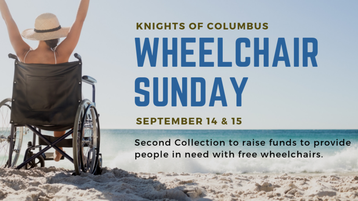 Wheelchair Sunday