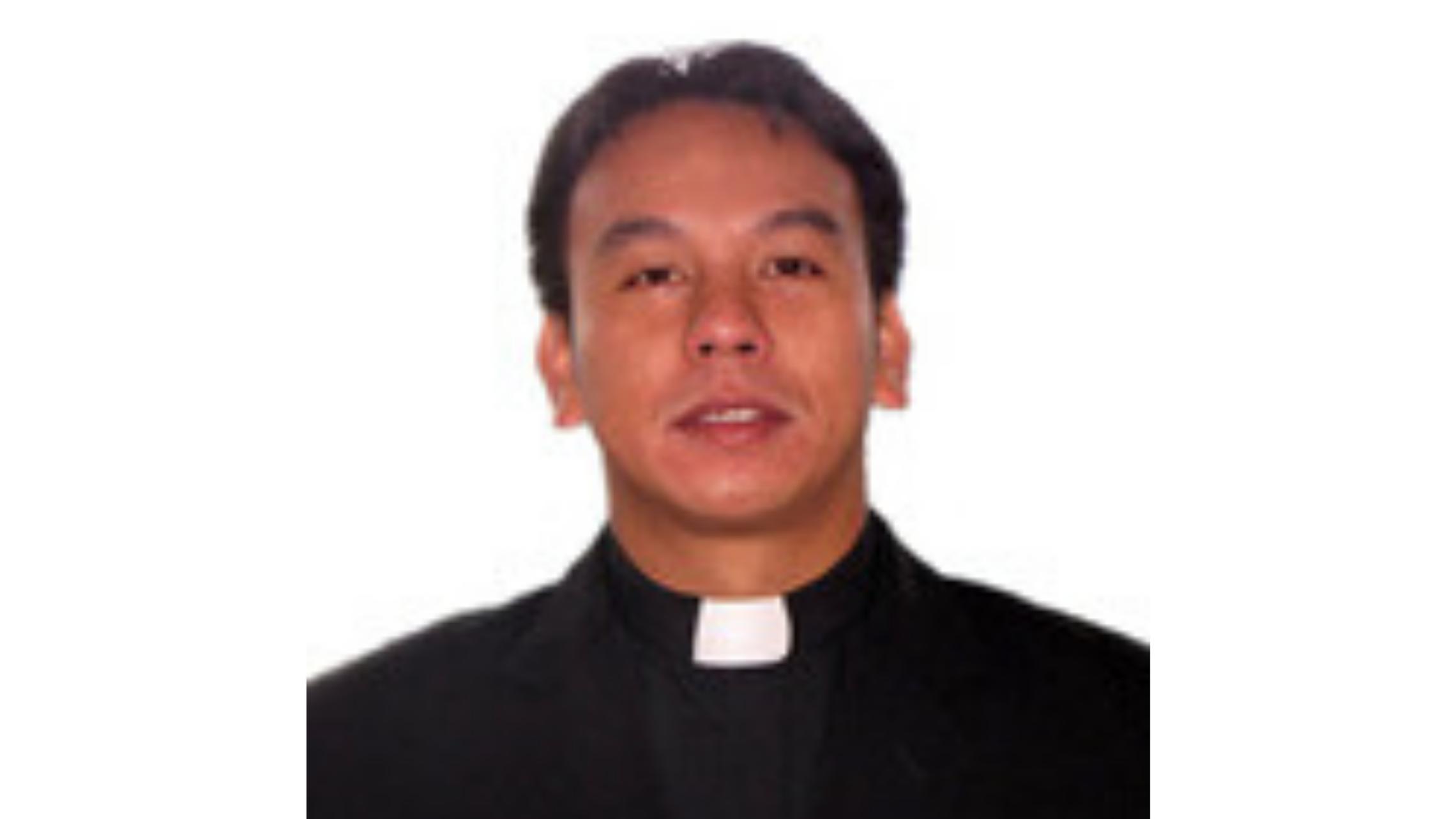 Fr Ben Tamang