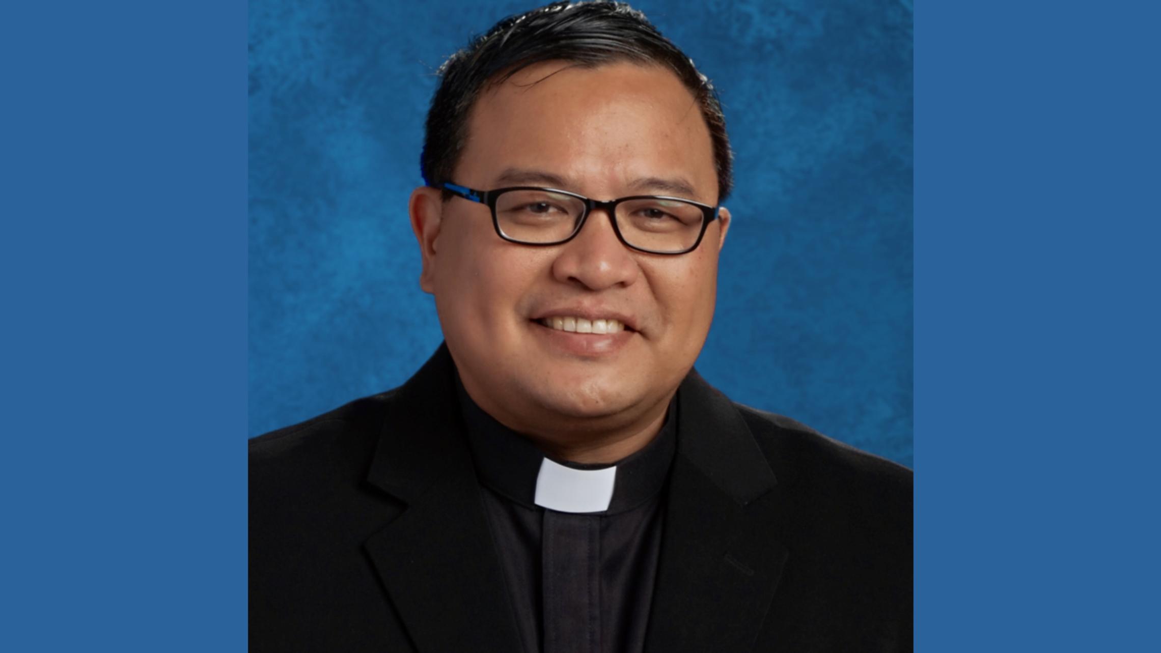 Fr Carl Portrait