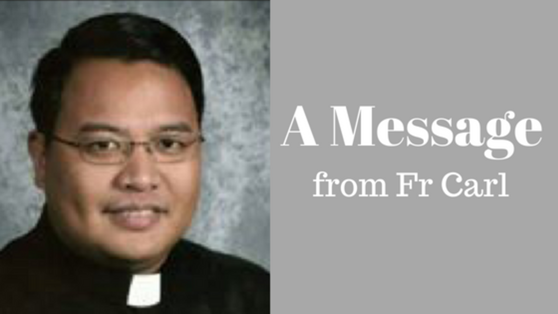 From Fr Carl