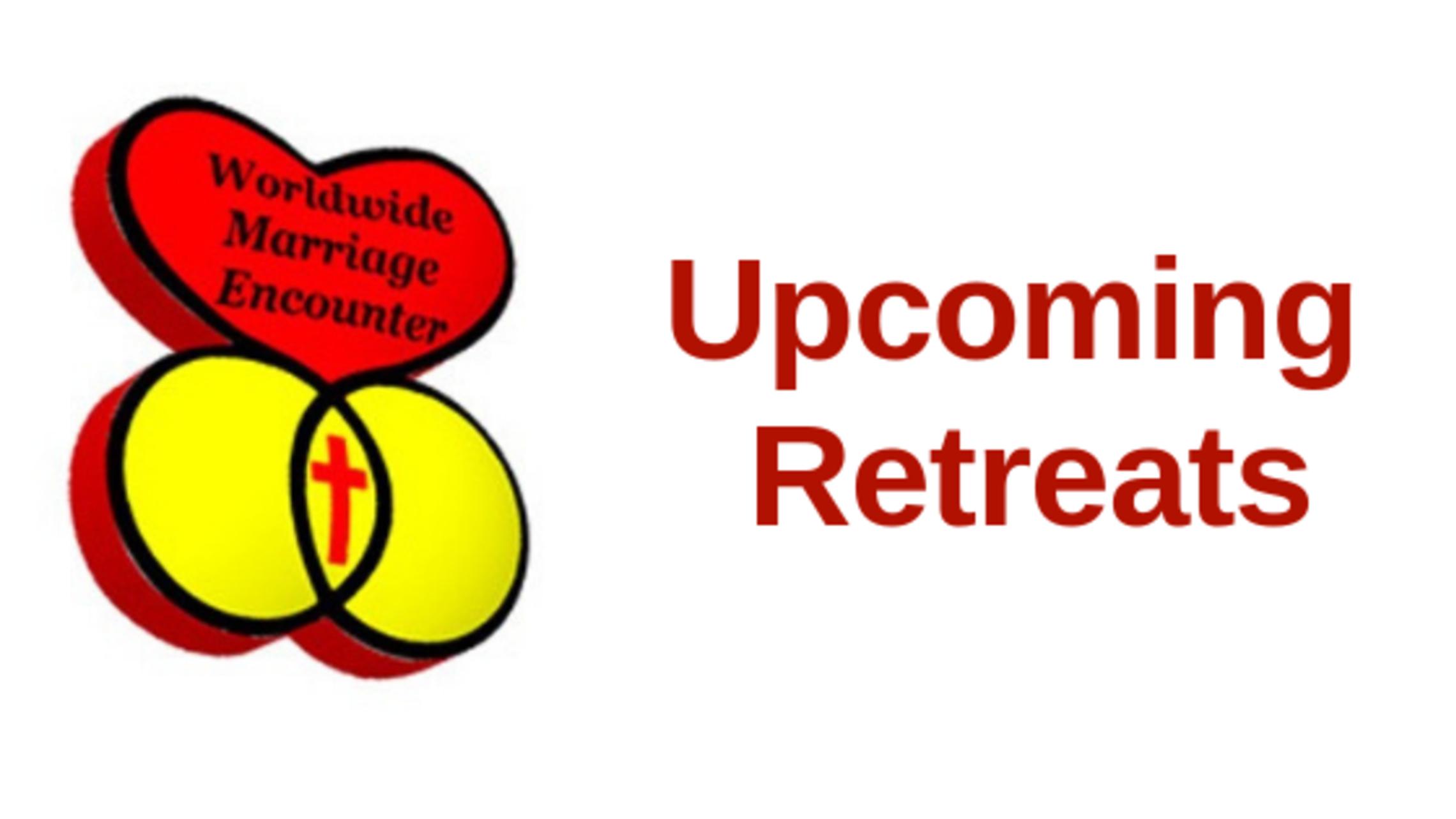 Marriage Encounter Retreats