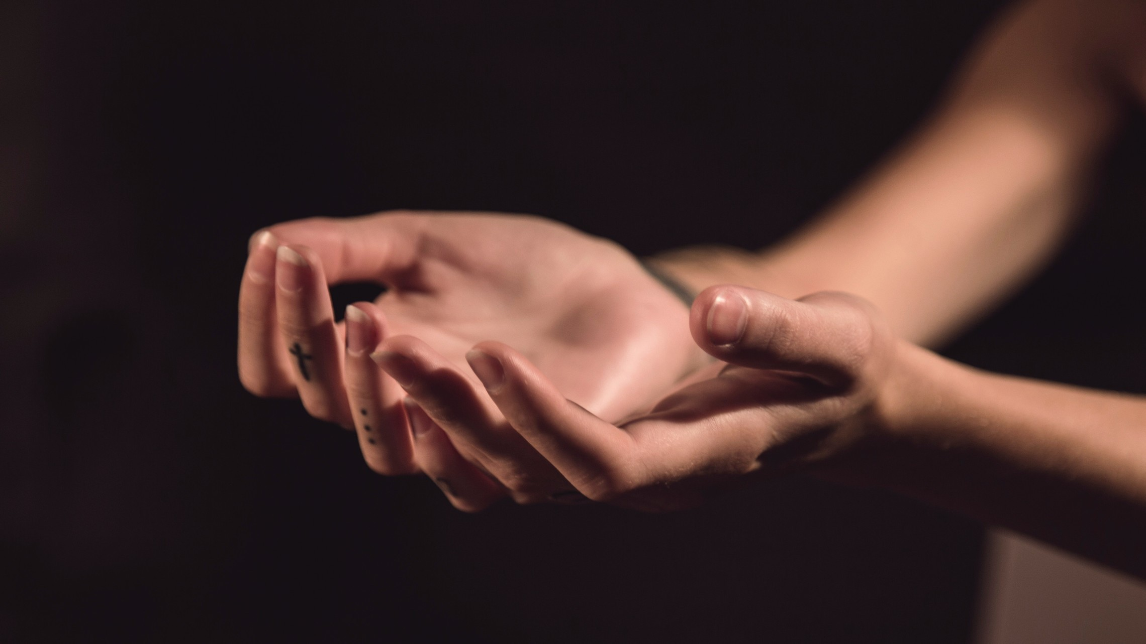 Hands of ministry