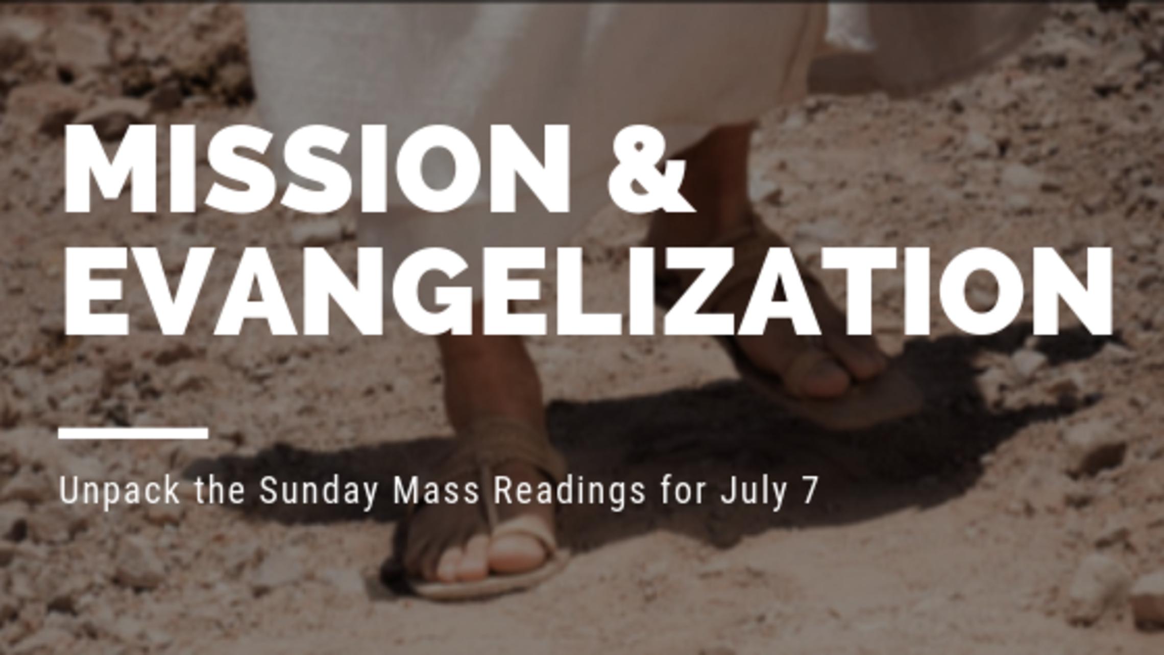 Mission Evangelization Blog