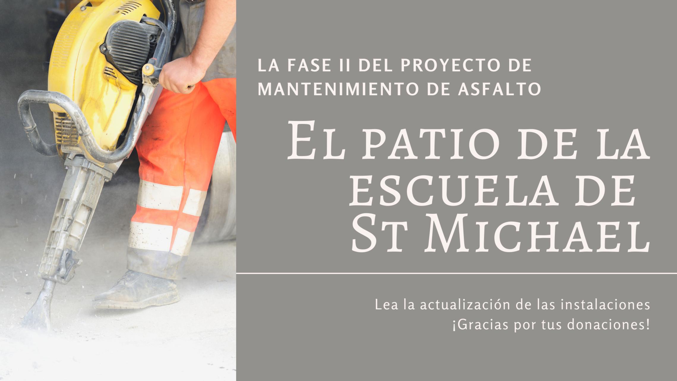 Phase Ii Asphalt Project Spanish