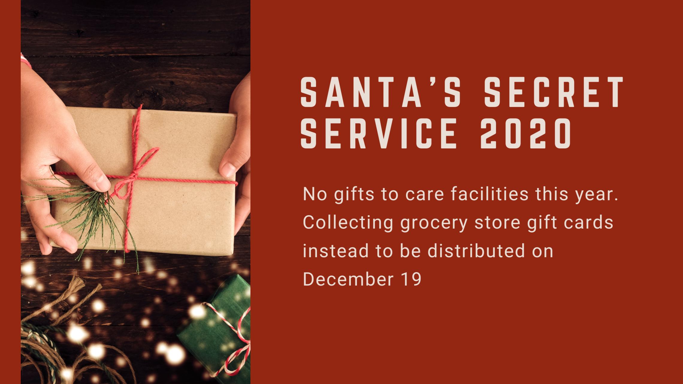 Santas Secret Service