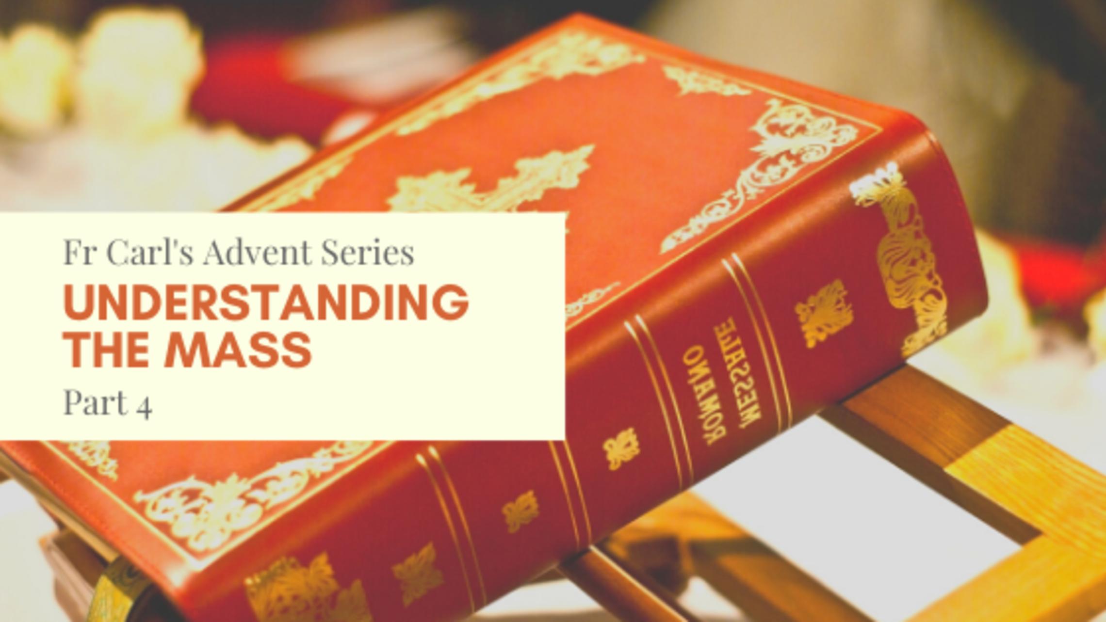 Understanding The Mass   Blog