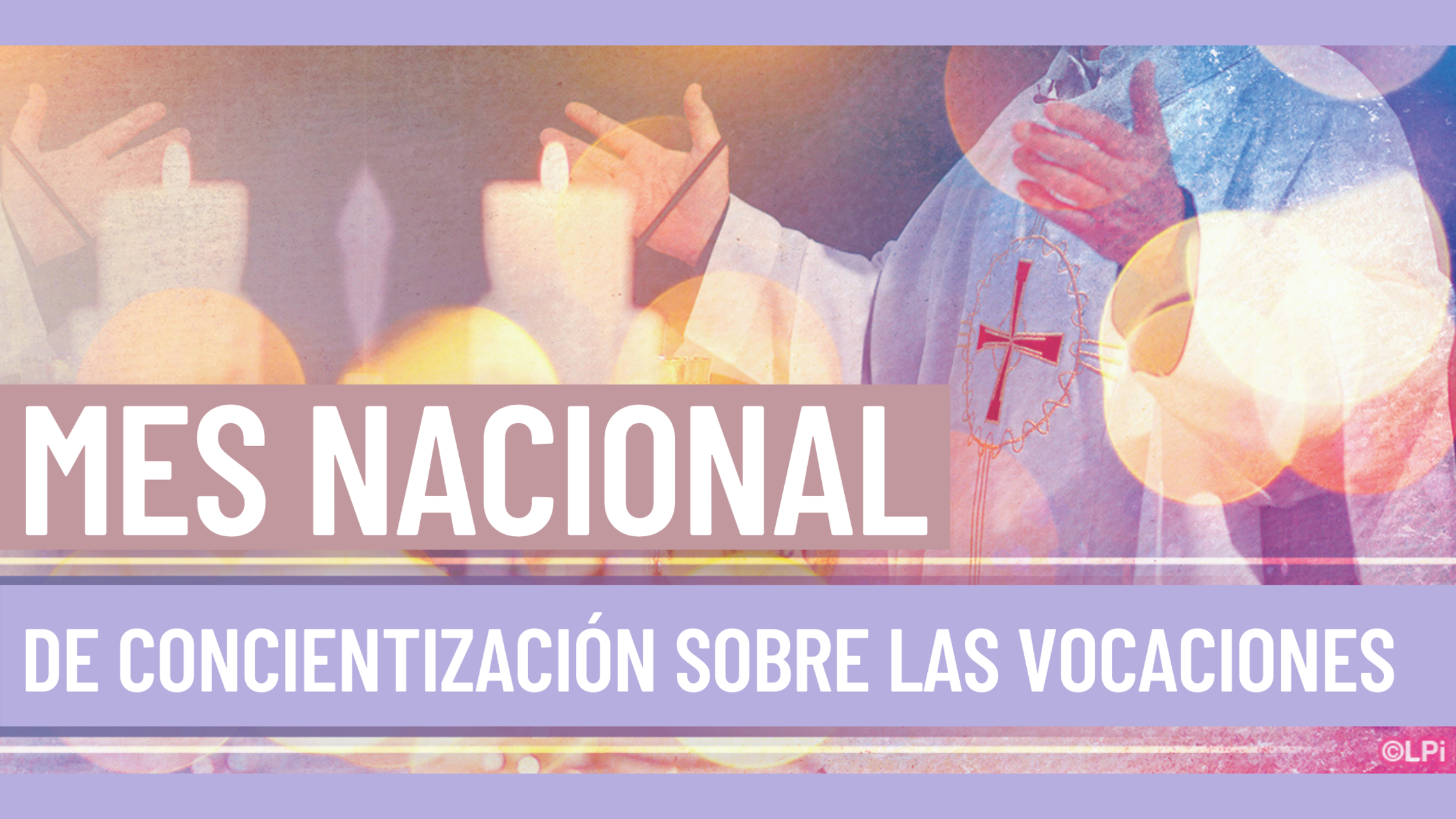 Vocation Awareness Month Spanish