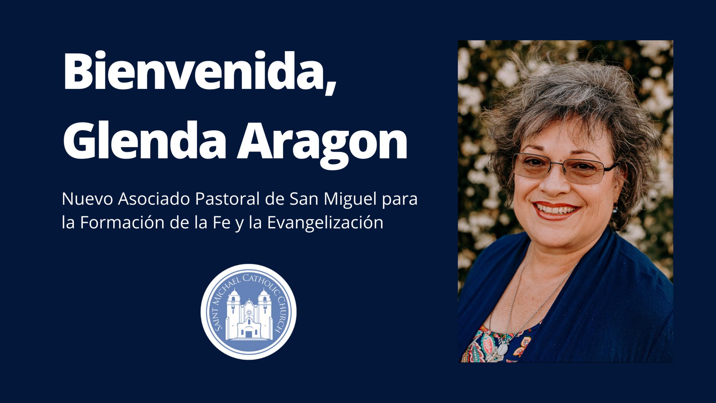 Welcome Glenda Aragon Spanish