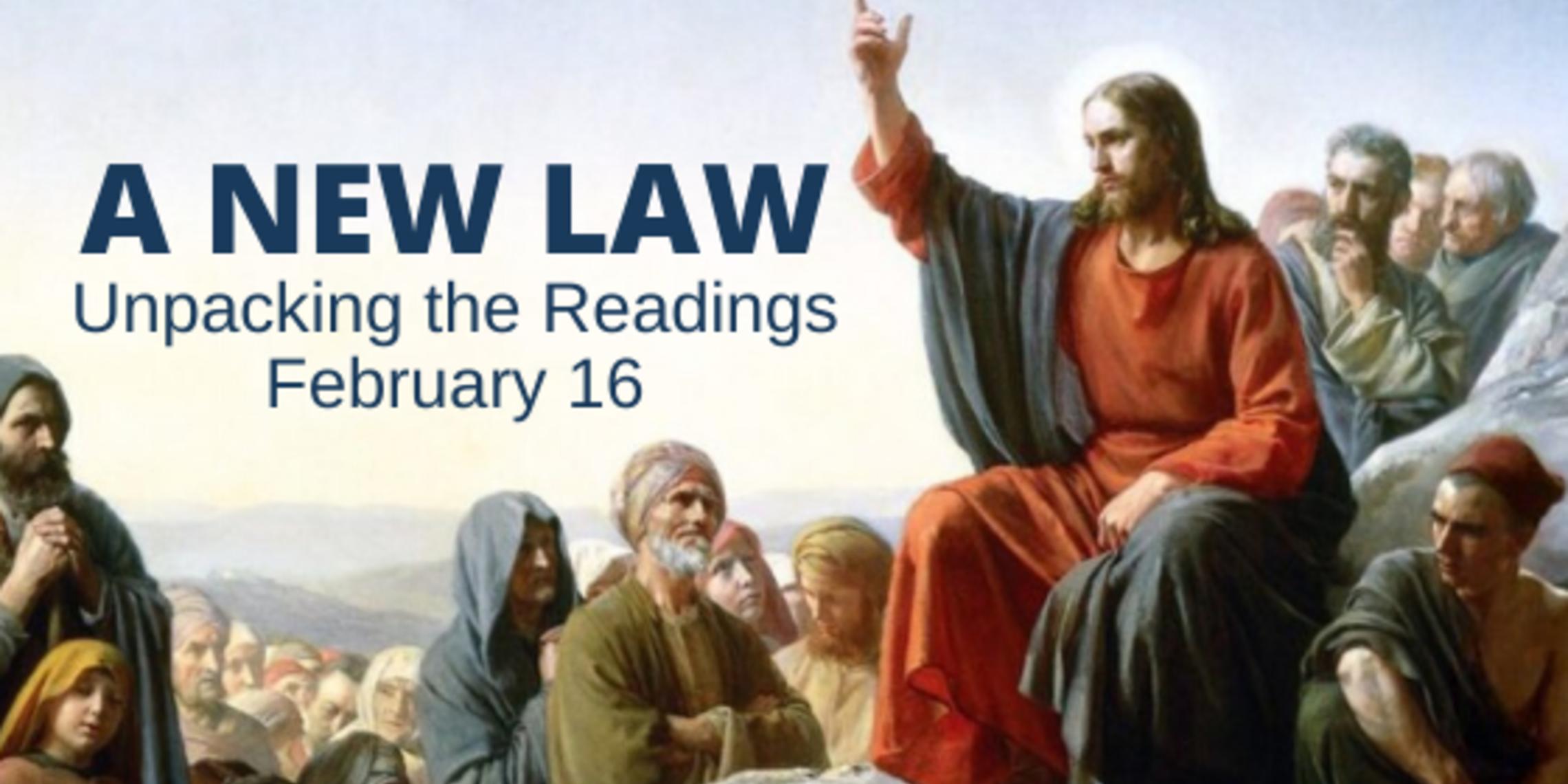 New Law   Blog