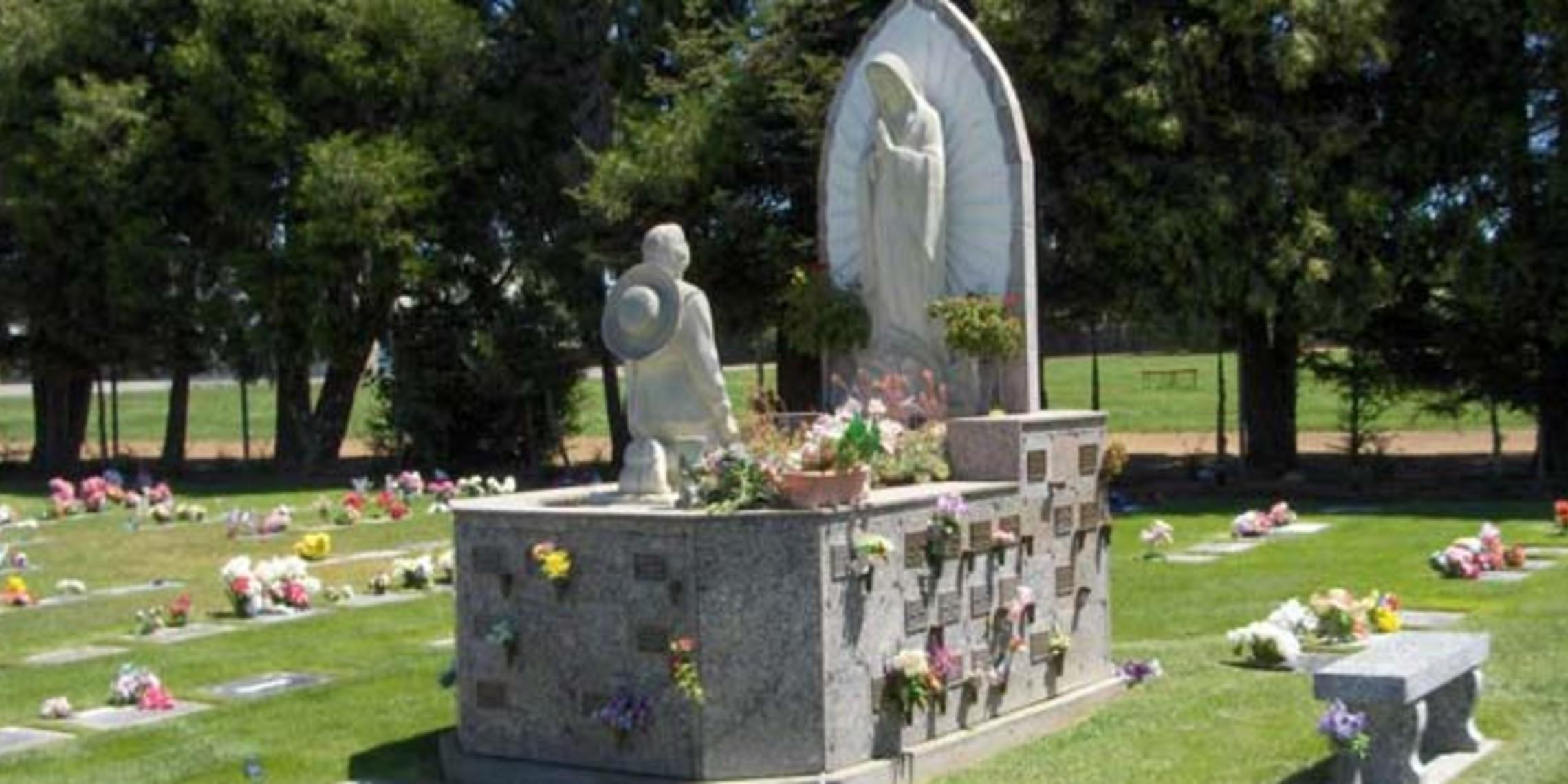 St Michael Cemetery Livermore