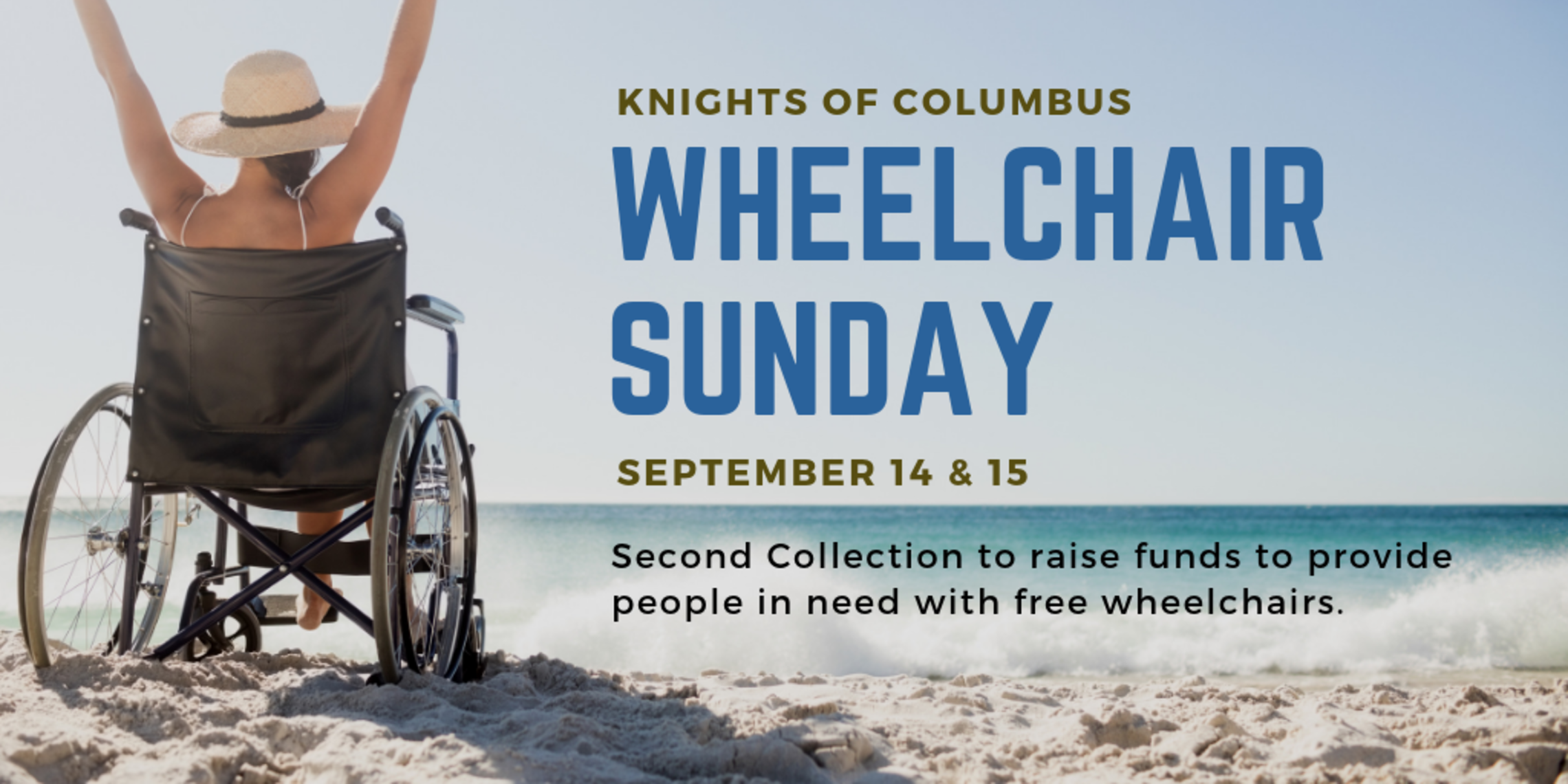 Wheelchair Sunday