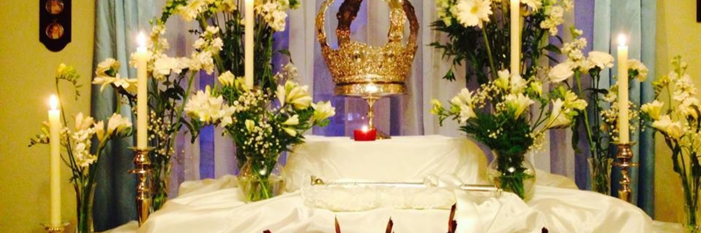 Holy Ghost Festa Rosary