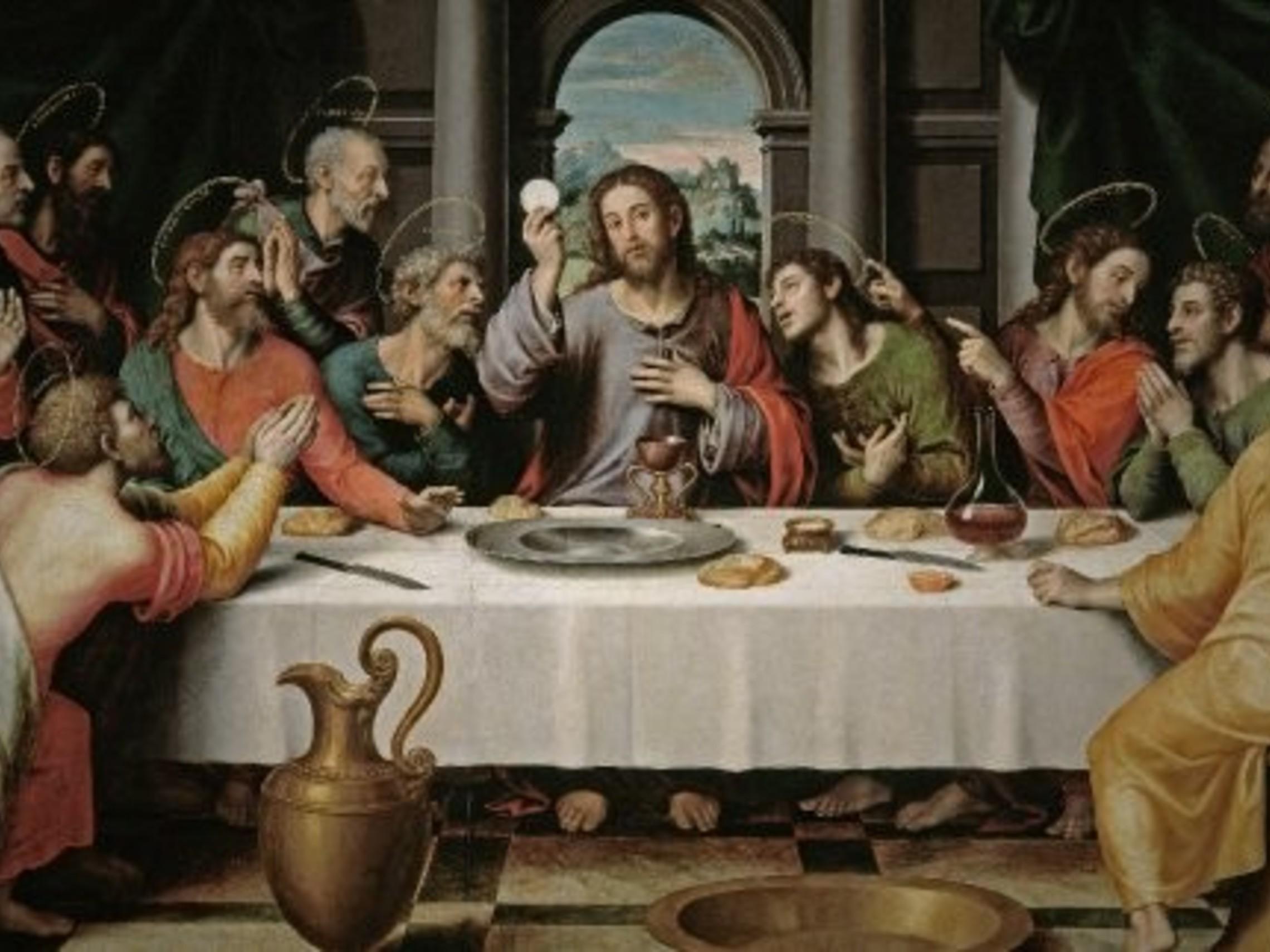 Online study on the Eucharist