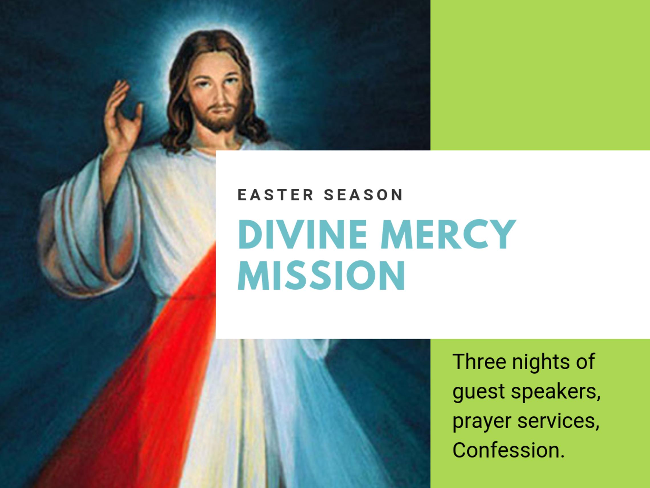 Divine Mercy Mission
