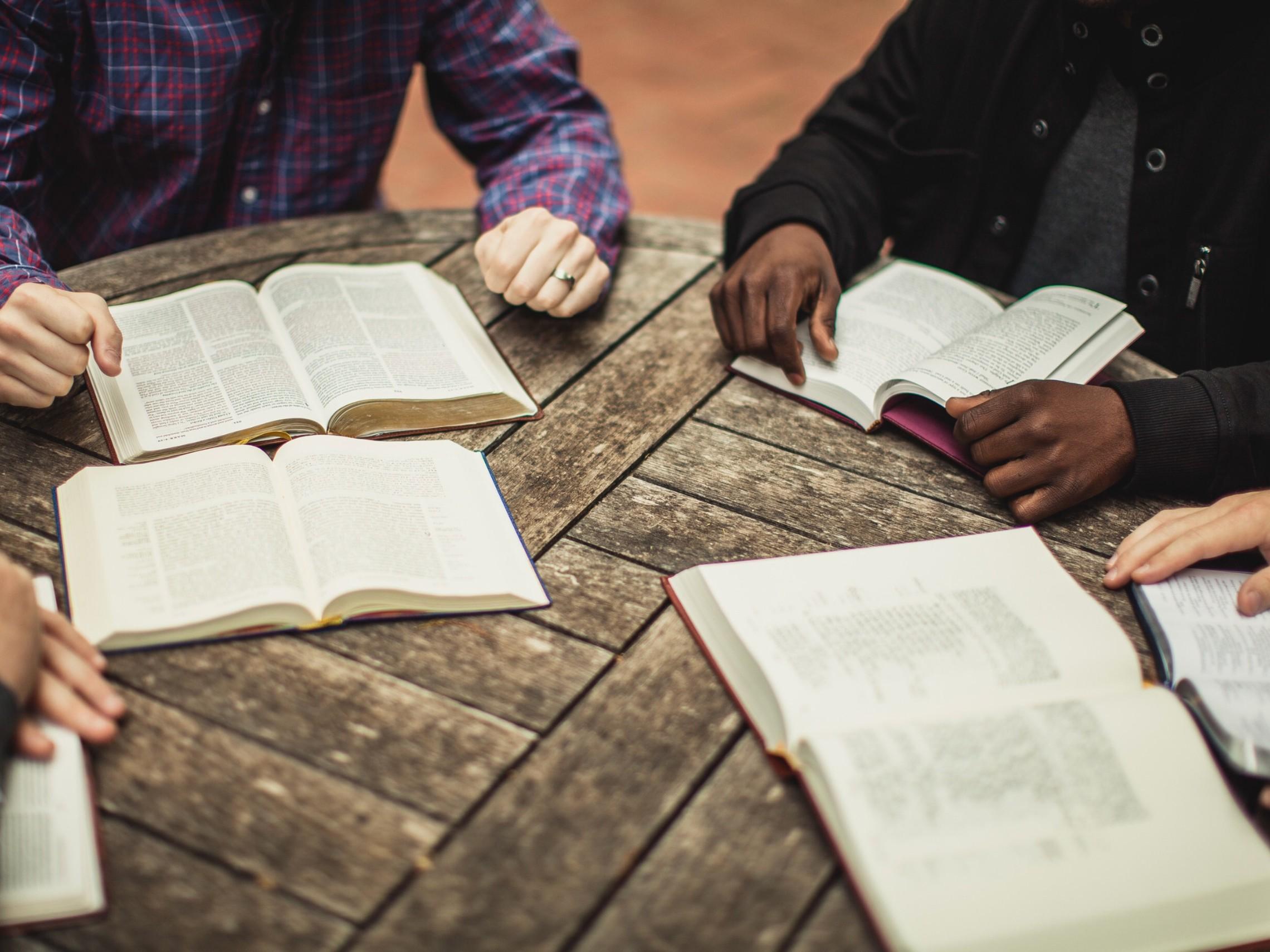 Onsite Bible Study