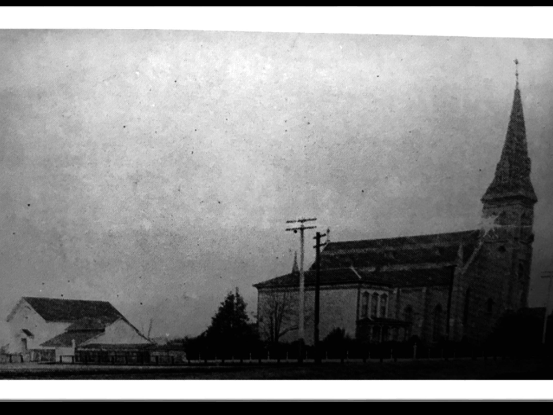 Original St Michael Churches