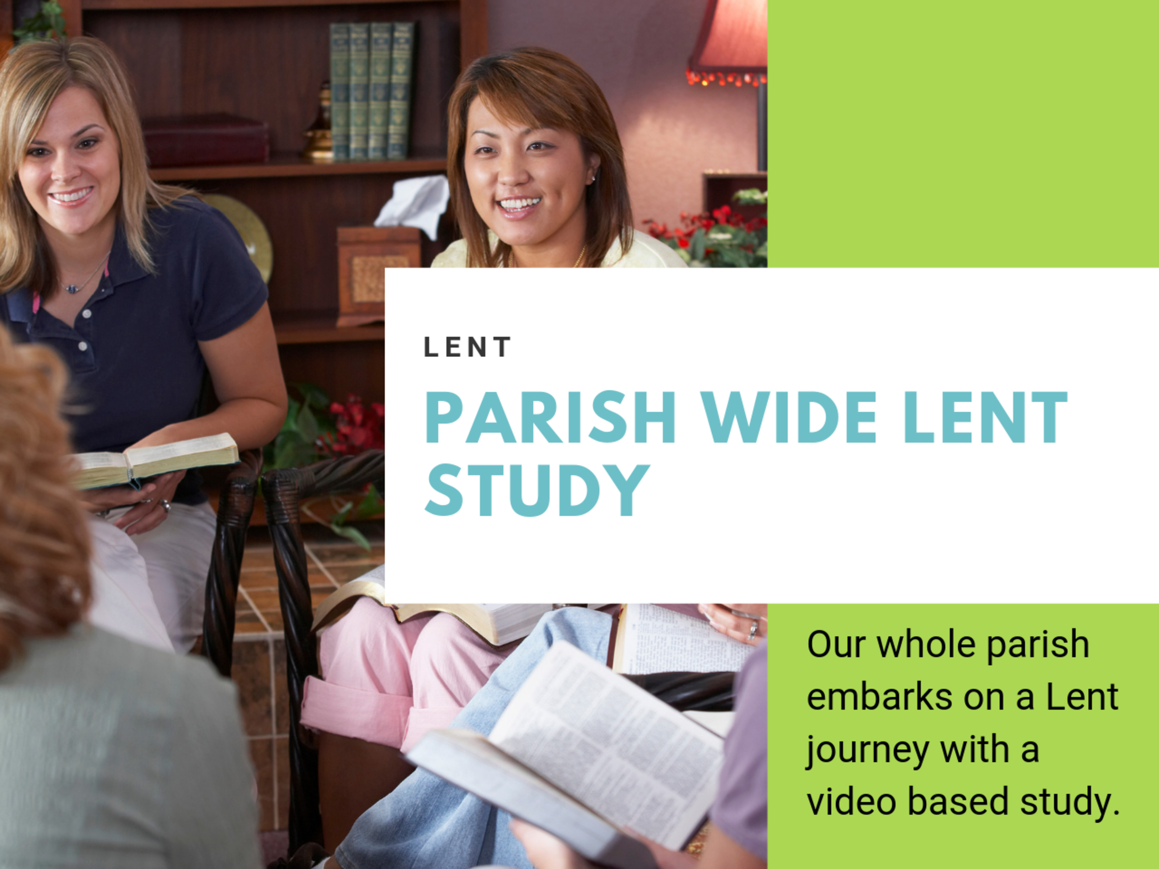 Parish Wide Lent Study