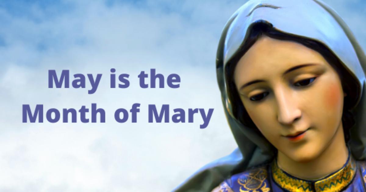 Month of Mary Celebrations   St. Michael Catholic Church