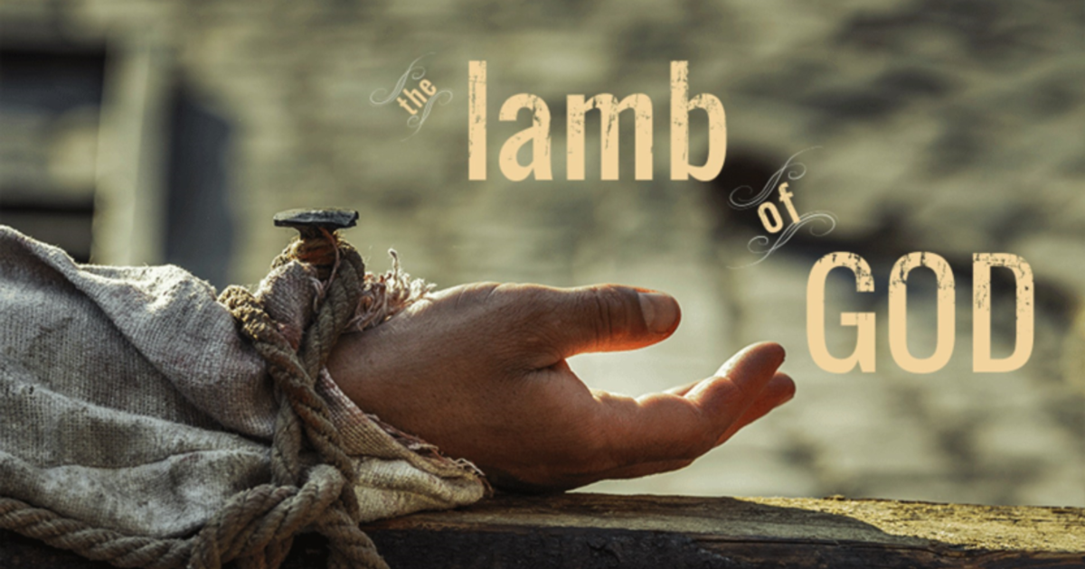 Image result for jesus the lamb of god